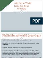Khālid ibn al-Walīd