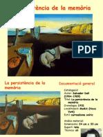 122-Dalí-la persistència de la memòria