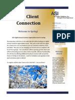 ASI Newsletter April12