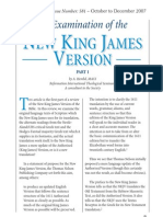 An Examination of the New King James Version