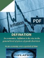 Inflation Presentation 1
