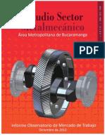 Estudio Sector Metalmecanico