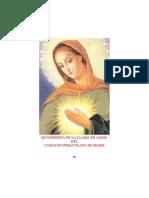 Llama de Amor Del Inmaculado Corazon de Maria