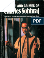 Life And Crimes Of Charles Sobhraj
