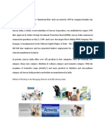 Amway-casestudy