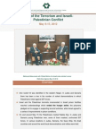 terrorism and israeli-palestinian conflict may 09-15 2012