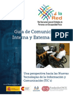 Guía de Comunicación Interna y Externa para Personas con Discapacidad