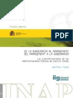 Libro de La cia Al Management Joan Prats