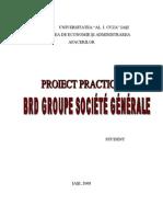 Proiect Practica - BRD Radauti.doc