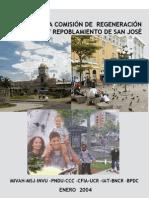 Informe Comisión de Regeneración Urbana y Repoblamiento de San Jose