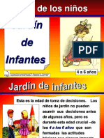 Perfil Infantes