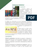 Manual de Convivencia Ciudadana