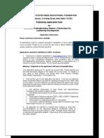 Masters Application Form 2013 V5