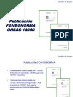 Fondonorma OSHA18001