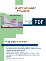 Over View of Hydro Projects