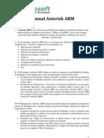 Manual Asterisk Arm
