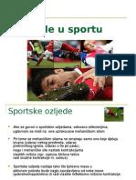 Ozljede u sportu