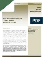 Automotive Parts & Components 27032012