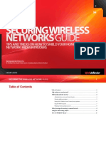 Securing Wireless Networks Guide - Bogdan Botezatu
