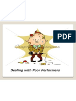 Dealing With Average & Poor Performers