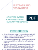 Hp - Lp Bypass and Aprds System