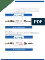 UserGuide Edmodo