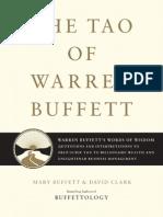 Of warren buffett ebook tao