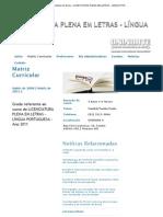 Uninorte_Laureate_ Centro Universitário do Norte - LICENCIATURA PLENA EM LETRAS - LÍNGUA PORTUGUESA