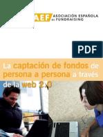Captacion Fondos Persona Persona