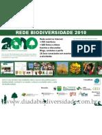 Rede Biodiversidade 2010
