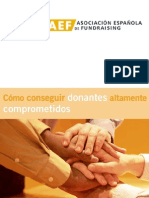 Como Conseguir Donantes Comprometidos