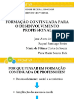 Formacao ada Para to Profissional Final
