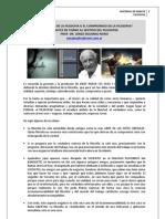 138. LA FILOSOFIA ENTRE LA LIBERTAD Y EL COMPROMISO + DEBATE