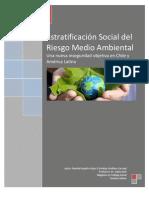 Estratificación social del riesgo medioambiental