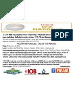 Convite Fórum PIS-COFINS