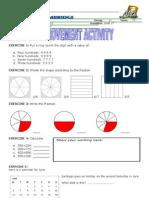 Improvement Activity 4th Term
