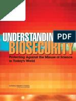 Understanding Biosecurity
