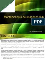 Mantenimiento de imágenes IOS