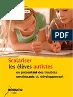 Scolariser Les Eleves Autistes