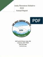 LCRI Annual Report - 2010
