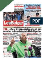 LE BUTEUR PDF du 25/05/2012