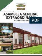 Documento de Asamblea Mayo 2012