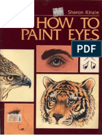 How to Paint Eyes