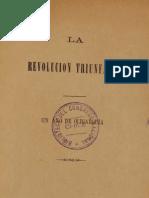La revolución triunfante. Un año de oligarquía. (1892)