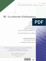 FORMATION C2I - B2