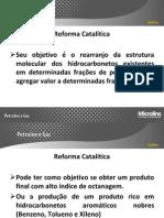 Reforma catalitica