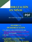 DIAPOSITIVA DESHIDRATACION
