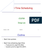 Lec07 Real Time Scheduling