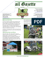 Trail Gazette - June 2012