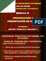 MODULO III- 2-CONCEPTOS BÁSICOS  DE ESTADISTICA-UTP 1 Q-2012